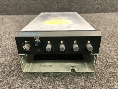 AT-150 Narco Avionics Transponder w/ Tray (Volts: 14-28)