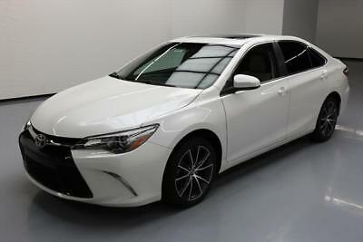 2015 Toyota Camry  2015 TOYOTA CAMRY XSE SUNROOF REAR CAM HTD SEATS 35K MI #021646 Texas Direct