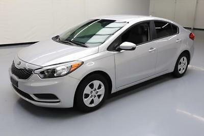 2016 Kia Forte LX Sedan 4-Door 2016 KIA FORTE LX 6-SPD BLUETOOTH POWER ACCS 14K MILES #543247 Texas Direct Auto