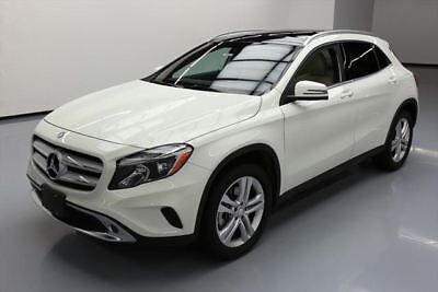 2017 Mercedes-Benz GLA-Class Base Sport Utility 4-Door 2017 MERCEDES-BENZ GLA250 TURBO PANO SUNROOF NAV 18K MI #356574 Texas Direct
