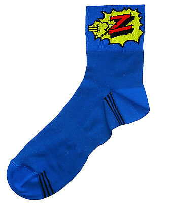 Z VETEMENTS RETRO CYCLING TEAM SOCKS - Vintage - Fixed Gear - Made in Italy