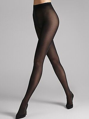 XS ou M NEUF @@ COLLANT BRILLANT OPAQUE SHOCKING PINK WOLFORD Satin Opaque 50