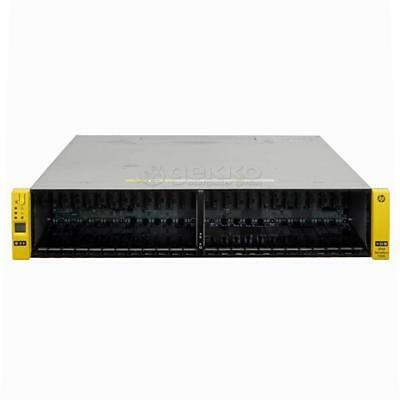 """HP 3PAR 19"""" Disk Array StoreServ 7200 7400 M6710 Chassis 24x SFF 683232-001"""