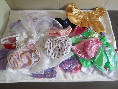 Bulk Build A Bear Babw Clothes And Shoes X 25 Items  Jeans Tops Skirt Sketchers