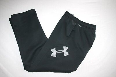 Under Armour Storm Sweat Pant Cold Gear Youth XL Black