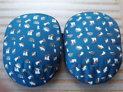 Gardeners Briers Cushioned Adjustable Knee Pads - New