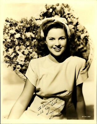 Shirley Temple - Inscribed Photograph Signed Circa 1947