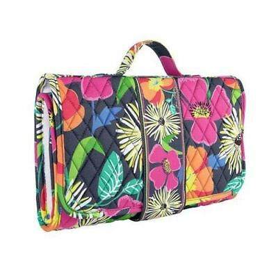 NEW Vera Bradley BABY Jazzy Blooms DIAPER CHANGING PAD CLUTCH NEW Sealed