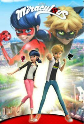 Miraculous: Tales of Ladybug and Cat Noir New Paperback Book Zag Entertainment