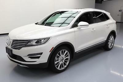 2015 Lincoln MKC Base Sport Utility 4-Door 2015 LINCOLN MKC ECOBOOST PANO SUNROOF NAV REAR CAM 12K #J19217 Texas Direct