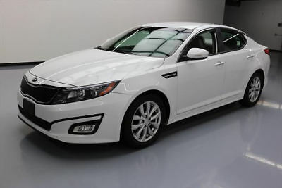 2015 Kia Optima  2015 KIA OPTIMA EX LEATHER CRUISE CTRL BLUETOOTH 36K MI #380448 Texas Direct