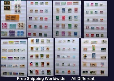 Stamp Mix & Collection From United States All Different Free Shipping Worldwide