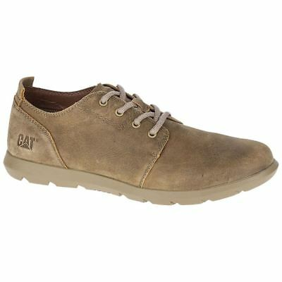Caterpillar Arven Beaned Mens Nubuck Lace-Up Low-profile Shoes