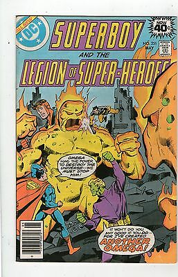 Superboy & Legion Of Super Heroes # 251 - Starlin Art   ( Scarce - 1979 )