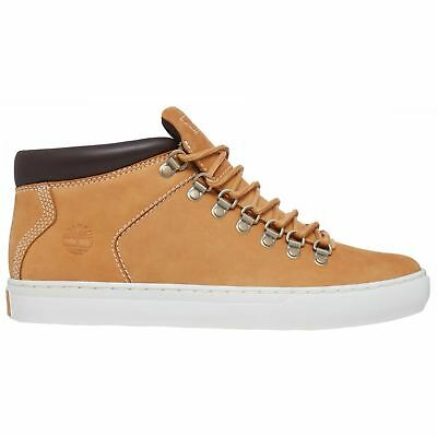 Timberland Adventure 2.0 Alpine Chukka Wheat Mens Nubuck Ankle Lace-up Boots 5fb5d5470ad