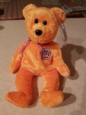 738982b4288 Ty Beanie Babies - Celebrations Queens golden jubilee bear Mint with tags