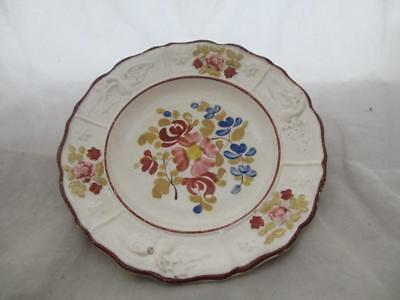 Swansea Dillwyn & Co Antique Child's plate 19th Century c 1815. DMA03055.