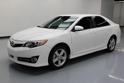 2014 Toyota Camry  2014 TOYOTA CAMRY SE PADDLE SHIFT REAR CAM ALLOYS 17K #780554 Texas Direct Auto
