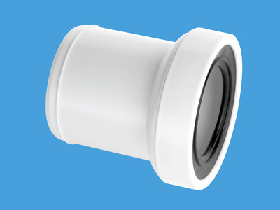 McAlpine Straight Telescopic pan Socket Extension WC-CON-EXT PAN CONNECTOR