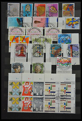 Lot 28475 Collection stamps of Switzerland.