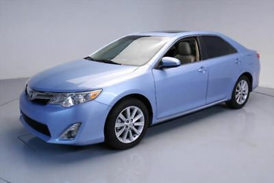 2014 Toyota Camry  2014 TOYOTA CAMRY XLE SUNROOF HTD LEATHER ALLOYS 63K MI #352038 Texas Direct