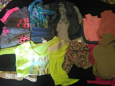 Girls mix lot of clothes size 7-8, 10-12. Free shipping!