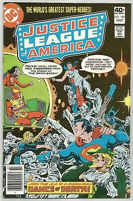 DC Comics Justice League of America #180 Near Mint- (9.2)!