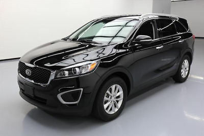 2017 Kia Sorento LX Sport Utility 4-Door 2017 KIA SORENTO LX V6 7-PASS REAR CAM BLUETOOTH 41K MI #219206 Texas Direct