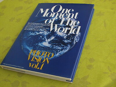 Photo Vision 1983 vol.1, One Moment of the World, Olympus, 45 Fotografen