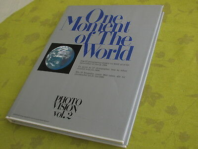 Photo Vision 1984 vol.2, One Moment of the World, Olympus, 57 Fotografen