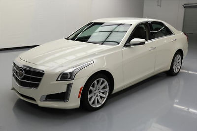 2014 Cadillac CTS  2014 CADILLAC CTS 2.0T TURBO BLUETOOTH PARK ASSIST 48K #182276 Texas Direct Auto