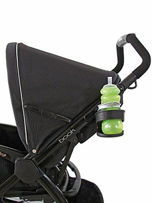 New in Box! Peg Perego Stroller Cup Holder Charcoal