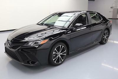 2018 Toyota Camry  2018 TOYOTA CAMRY SE BLUETOOTH REAR CAM ALLOYS 1K MILES #016340 Texas Direct