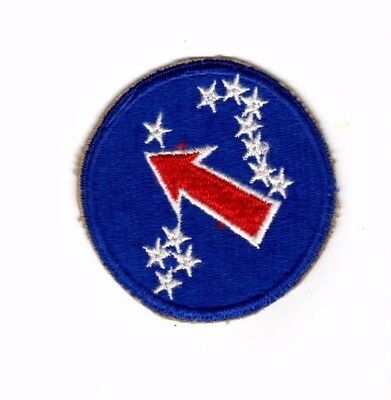 US Army Pacific Ocean Areas Command Patch SSI Cut Edge Original