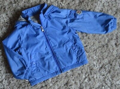 Moncler Baby Boy Or Girls Designer Lightweight Summer Jacket 6-12 Months Vgc