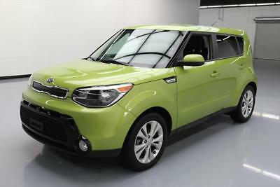 2016 Kia Soul  2016 KIA SOUL + 2.0L AUTO REAR CAM ALLOY WHEELS 43K MI #860674 Texas Direct Auto