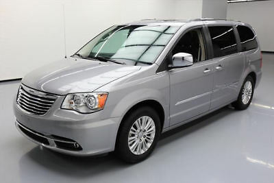 2014 Chrysler Town & Country Limited Mini Passenger Van 4-Door 2014 CHRYSLER TOWN & COUNTRY LTD SUNROOF NAV DVD 35K MI #367664 Texas Direct