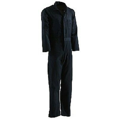 Berne Standard Unlined Navy Blue Coverall  M-R