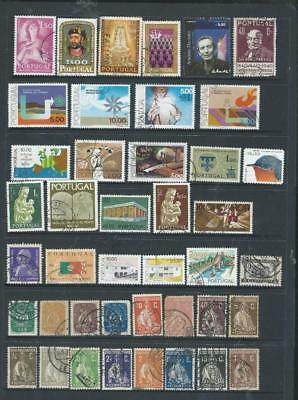Portugal Lot 1 nice selection of stamps,Good range (270) REDUCED