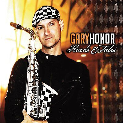 Gary Honor Heads & Tales CD NEW SEALED 2012 Smooth Jazz