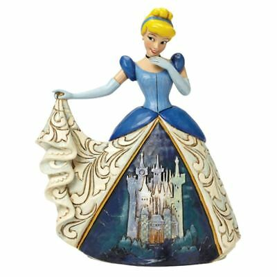 Official Disney Traditions Cinderella 'Midnight at the Ball' Figurine - Boxed