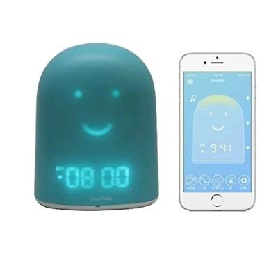 Blue REMI Baby monitor sleep trainer nightlight bluetooth speaker Night Lights