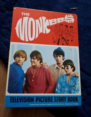 THE MONKEES ANNUAL 1968: television picture story book