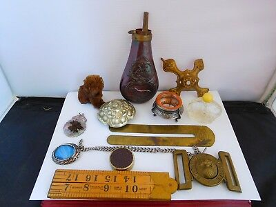 Nice Job Lot Of Vintage / Antique Collectables