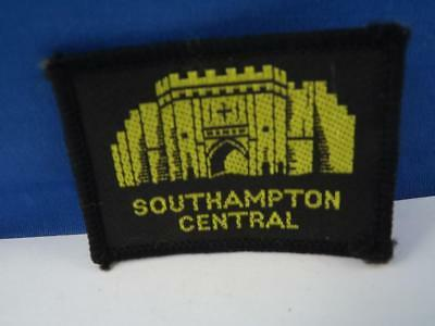 Girl Guides International Southampton Central Patch Collector Badge