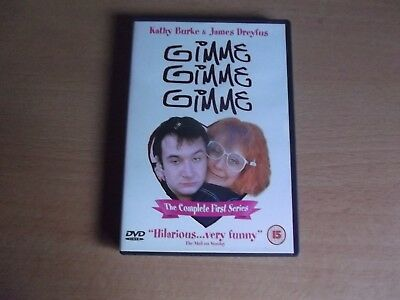 Gimme Gimme Gimme The Complete First Series  Dvd