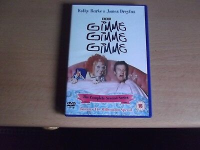 Gimme Gimme Gimme - The Complete Second Series Dvd