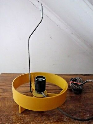 VINTAGE  Plastic Base For Motion Lamp - Econolite or Other- 100% Functional