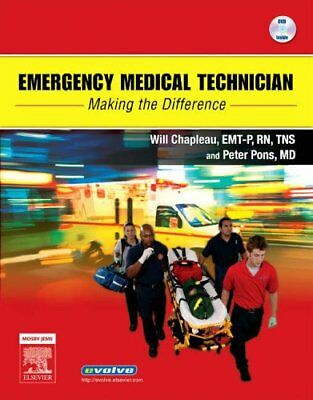 Emergency Medical Technician (Hardcover): Making the Diffe... | Buch | gebraucht