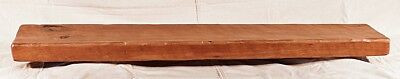 Fireplace Mantel Mantle Floating Shelf Solid Cherry Rustic Reclaimed Beam